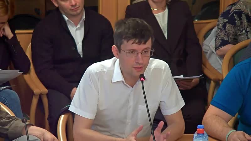 КС в Госдуме 17.07.2019 - П. Тарасов