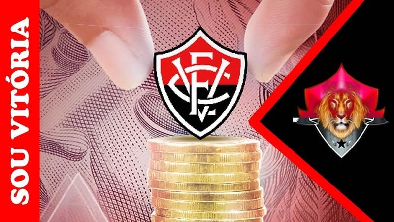 Vitória faz acordo com a CBF e receberá mais do que previsto com contrato de transmissão da Série B