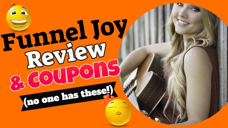 Funnel Joy Review Discount Coupons no one has these!