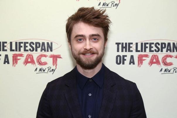 Дэниэл Рэдклифф поговорил о плюсах и минусах славы после «Гарри Поттера»