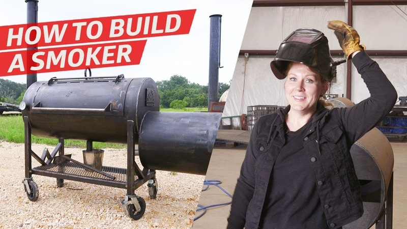 How Custom Barbecue Smokers are Made — How To Make It