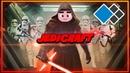 ЗВЁЗДНЫЕ ВОЙНЫ ГОТОВИМСЯ К ВЫБОРУ СТОРОНЫ Jedicraft Бешеный Кот