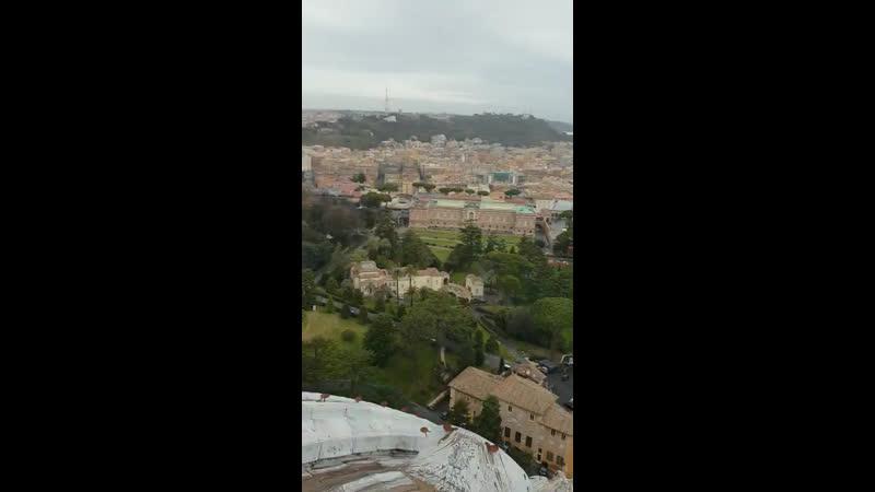 Ватикан Roma 2019