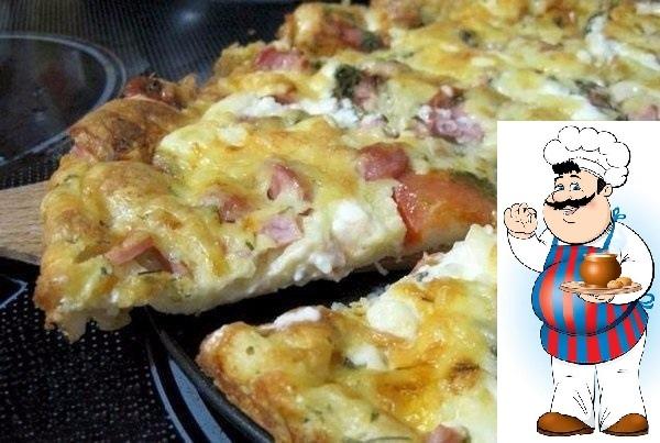 Пицца-минутка: отменный вкус без особых хлопот