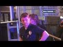 Benjamin McKenzie On Location Filming SouthLand.