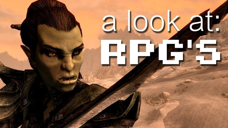 Defining the RPG | A Look At Roleplaying Games