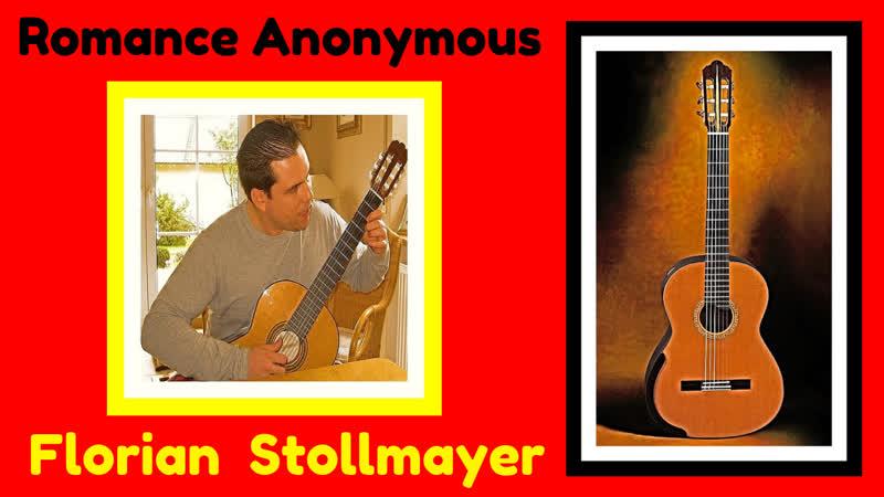 Spanish Romance anonymous Jeux interdits INTRO 1 part (Classical Guitar)