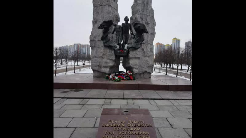 пр.Славыцерковь Георгия Победоносцапарк ИНТЕРНАЦИОНАЛИСТОВ