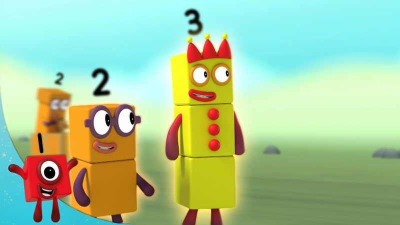 Numberblocks Quick Math Learn to Count Learning Blocks