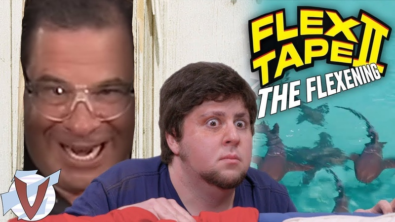 Flex Tape II: The Flexening [JonTron - RUS RVV]