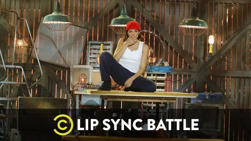 Lip Sync Battle - Jenna Dewan-Tatum I