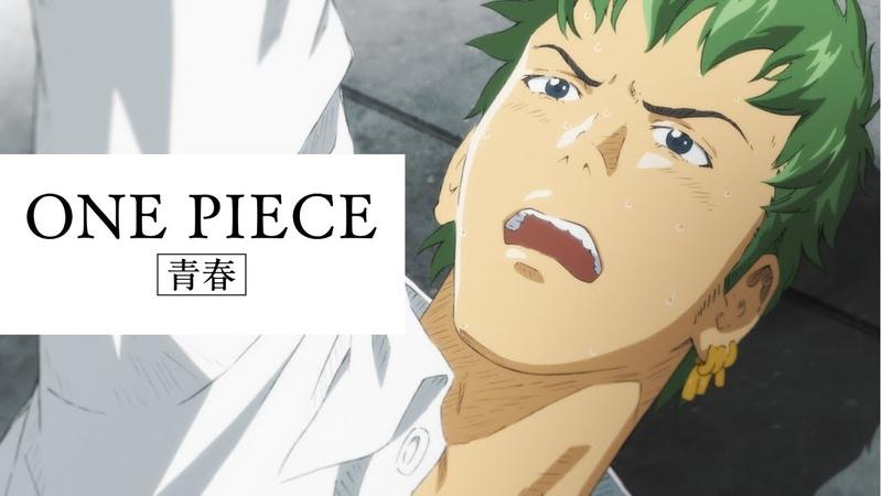 カップヌードルCM「HUNGRY DAYS ワンピース ゾロ 篇」30秒