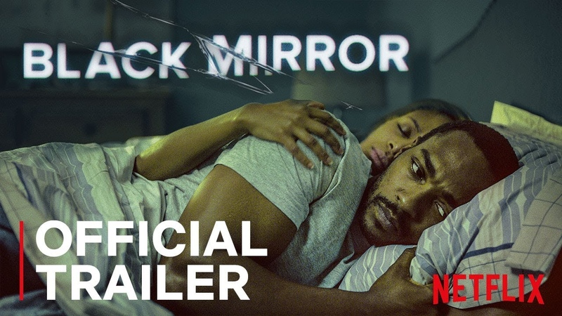 Black Mirror: Striking Vipers | Official Trailer | Netflix