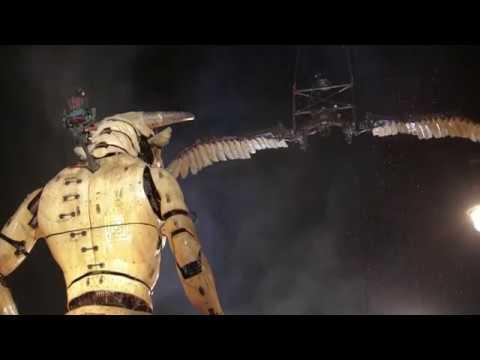 Le Gardien du Temple - La Halle de la Machine