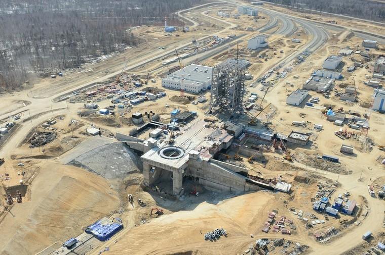 Строитель космодрома Восточный за хищение 288 млн рублей получил условный срок