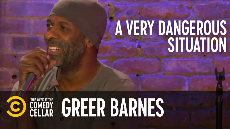 """Greer Barnes If I Was a White Woman I Would Rob Black Dudes"""" This Week at the Comedy Cellar"""