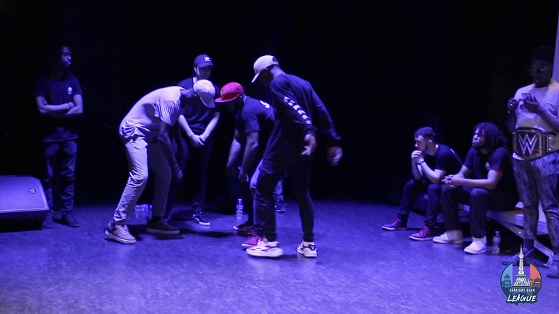 SBL Concept 2019: KRUMP CAPTAIN TEAM KID NY vs TEAM PRINCE