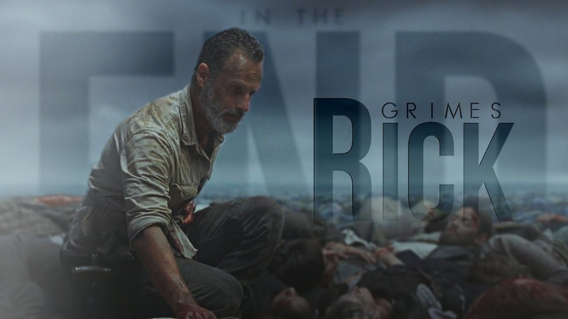 ► Rick Grimes In The End 1x01 9x05