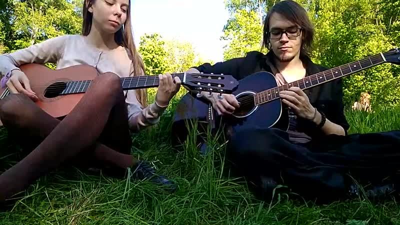 Serge Volkov ft. Nelfis - Wreath of Fireflies