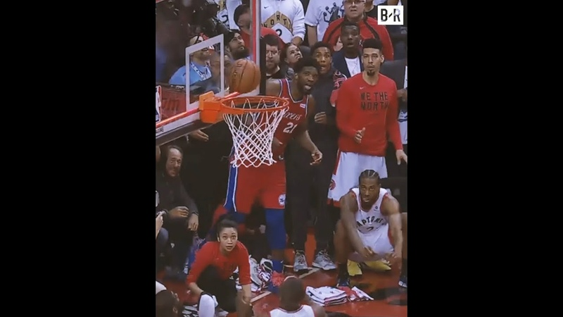 Every Angle From Kawhi Leonard's Historic Game 7 Winner   Raptors-76ers