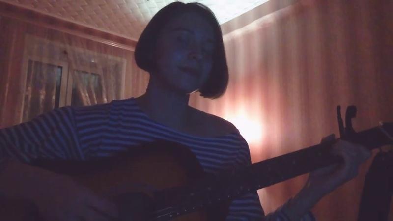Девушка с веслом - Бермуды ( Мумий Тролль cover)