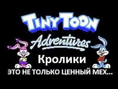 TINY TOON ADVENTURES / ЛУЧШИЕ ИГРЫ НА ДЕНДИ
