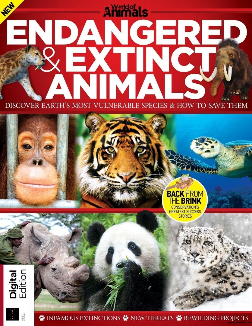 World of Animals: Endangered & Extinct Animals - September 2019