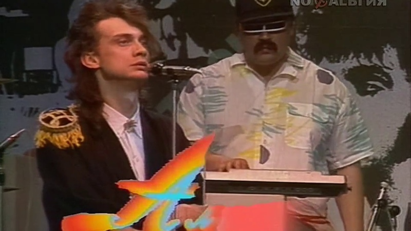 80s Soviet Synthpop. Alliance - Na Zare (At dawn) USSR, 1987 HD