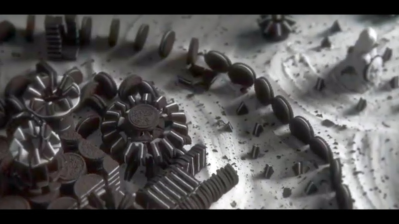 ❤ Oreo Game of Thrones - Title Sequence (HD )