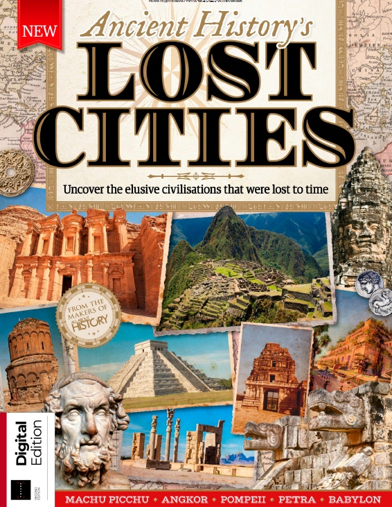 All About History - Ancient History's Lost Cities - 2019