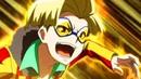 Fumiya Vs Drum & Amane | Wizard Fafnir vs Ace Dragon | Beyblade Burst Gachi Episode 3/4 - AMV