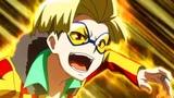 Fumiya Vs Drum &amp Amane Wizard Fafnir vs Ace Dragon Beyblade Burst Gachi Episode 34 - AMV