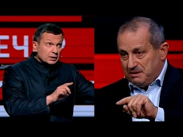Хватит ВРАТЬ Студия в ШОКЕ Кедми НАКРИЧАЛ на Соловьева