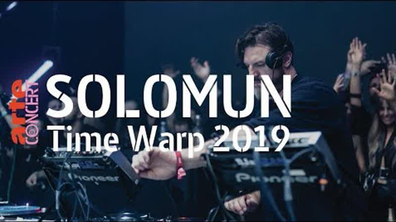 ТРАНСЛЯЦИЯ I HD [ 14-o4-2o19 ] _ Solomun @ Time Warp 2019 - ARTE Concert * I