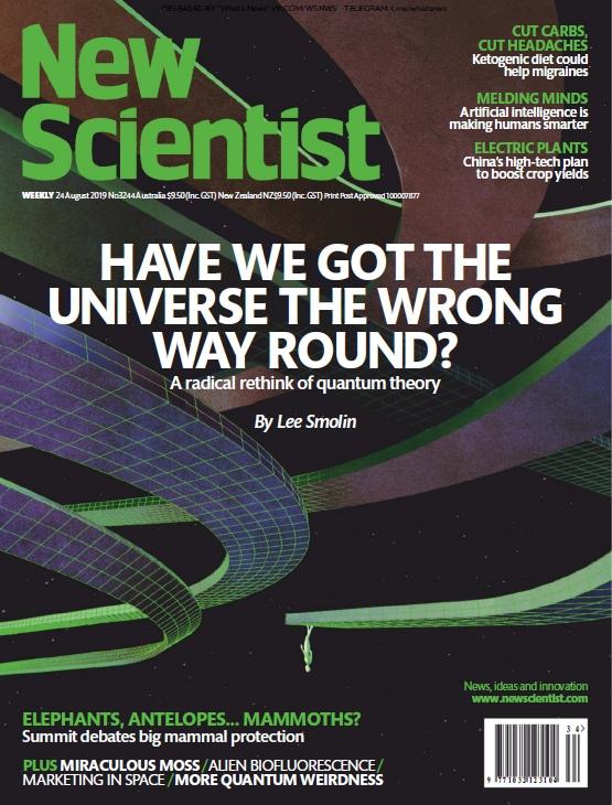 New Scientist - 24.08.2019