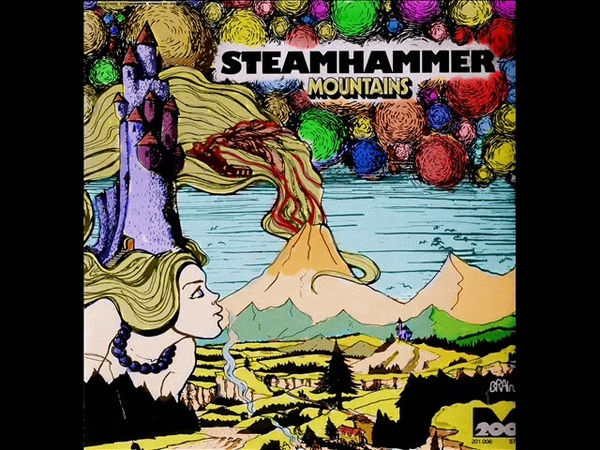 Steamhammer - Mountains (1970 🇬🇧) [Club Edition] Fine Heavy Psych Blues