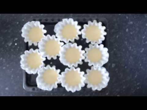 Бумажные формочки для выпикания кексов