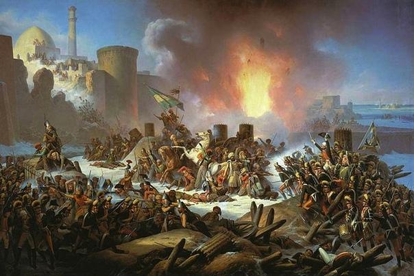Завоевание Крыма Российской империей