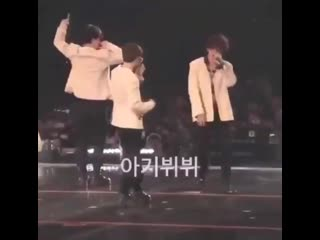 Hi there~~where did you come from babe twirls jimin around - is gay panicking fvck off!! .mp4