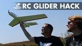 Motorized Walmart Toy Gliders