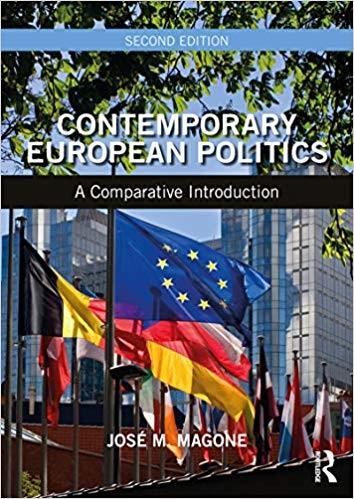 Contemporary European Politics: A Comparative Introduction