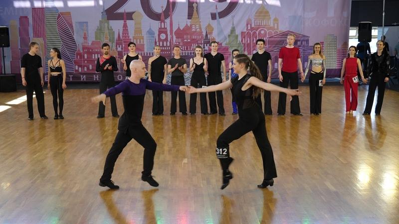 Чемпионат Москвы 2019 JnJ Beginner Final Jam