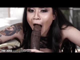 Throated-brenna-sparks-big-black-cock-throatfuck-challenge
