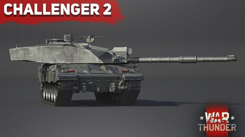 Challenger 2 НАПРАСНО НЕДООЦЕНЁН в War Thunder