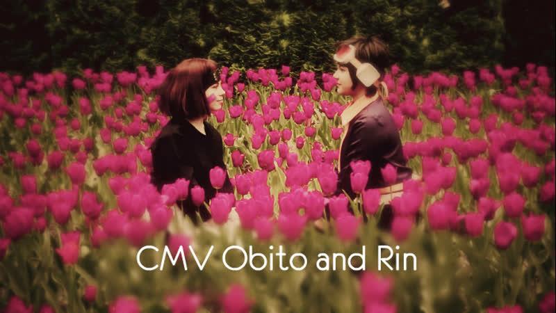 CMV Obito and Rin Косплей Обито и Рин