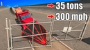 BeamNG Drive HACK THAT GATE