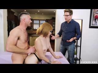 Paris lincoln - [порно, секс, anal, cumshot, deepthroat, doggy style, handjob, hardcore, humiliate, red head, cuckold, wife]