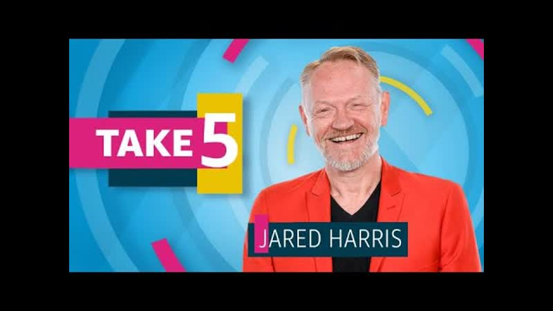 'Chernobyl' Star Jared Harris on the Perfect Movie and Crying during 'Legally Blonde 2'