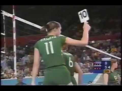 2000 Cuba 3x2 Rússia (momentos finais)