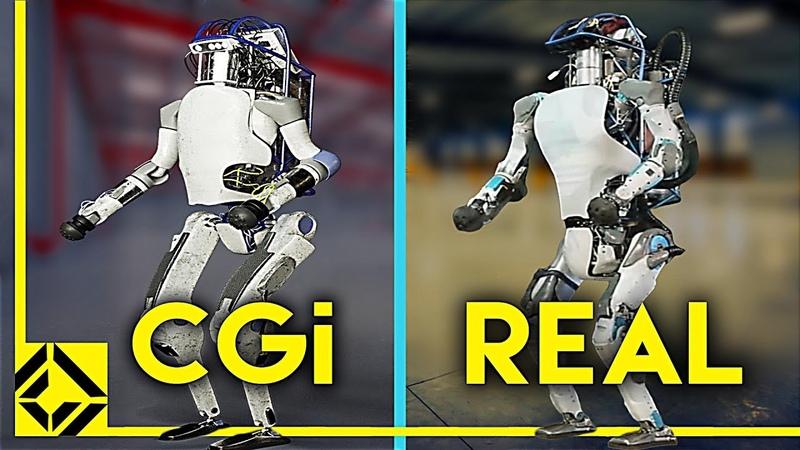 How We Faked Boston Dynamics Robot